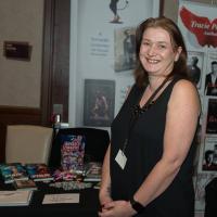 Author Ava Manello