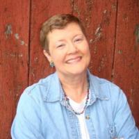 Author Charlotte Hubbard