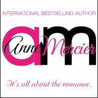Author Anne Mercier