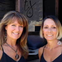 Brenda Trim and Tami Julka