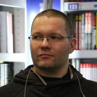Author Vasiliy Makhanenko