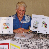 Author Donna Rentfrow