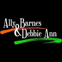 Author Ally Barnes & Debbie Ann