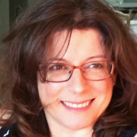 Author Cynthia Cooke