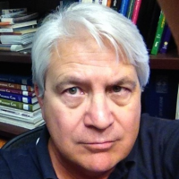 Author Martin Roy Hill