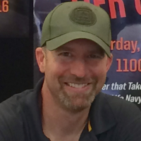 Author Brian Andrews