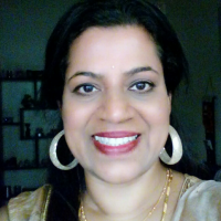 Author Shobana Gomes