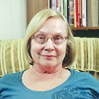 Author Pamela Jean Horter-Moore