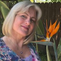 Author Rebecca Thein