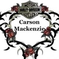 Author Carson Mackenzie
