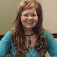 Author Laurel Sparks-Sellers