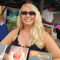 Author Michelle Ann Hollstein, M.A. Hollstein