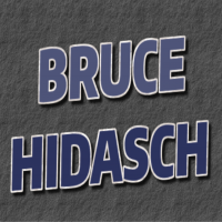 Author BRUCE HIDASCH
