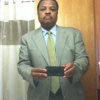 Author Steven Lamont Pullman Sr