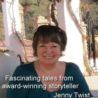 Author Jenny Twist