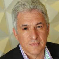 Author Clive Fleury