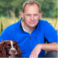 Author Ronan Farrell
