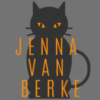 Author Jenna Van Berke