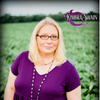 Author Kimbra Swain