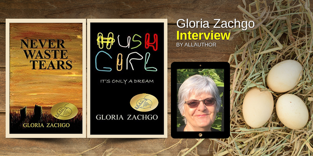 Gloria Zachgo latest interview by AllAuthor