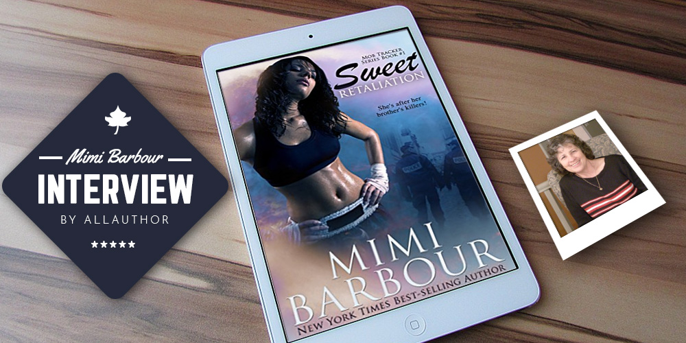 Mimi Barbour latest interview by AllAuthor