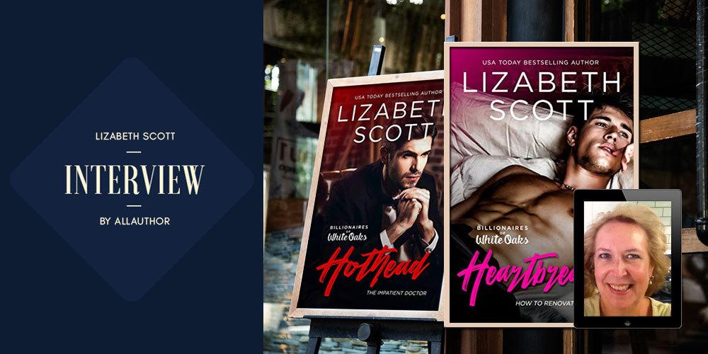 Lizabeth Scott latest interview by AllAuthor