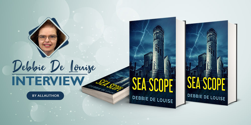 Debbie De Louise latest interview by AllAuthor