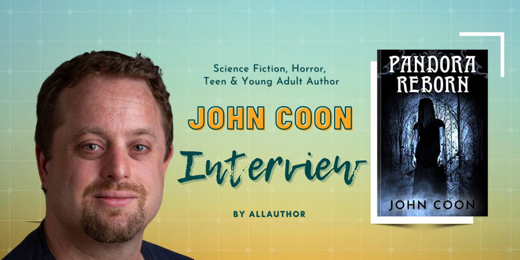 John Coon latest interview by AllAuthor