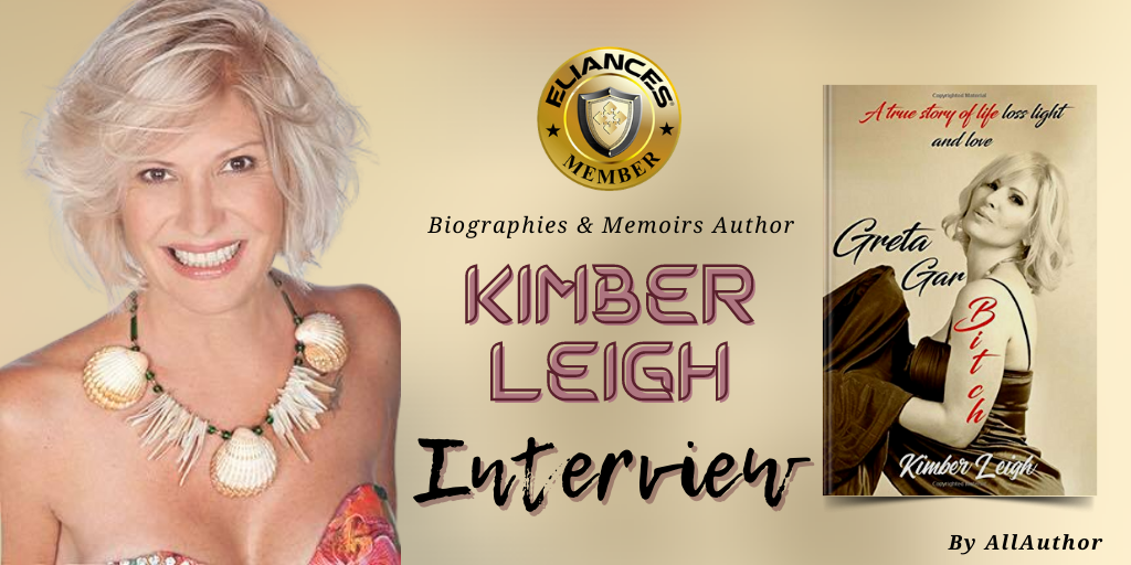 Kimber Leigh latest interview by AllAuthor